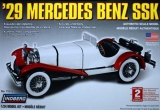 29 Mercedes Benz SSK