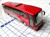 Model Autobusu Mercedes Benz Travego - Central Line 2008 1:87