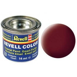 Revell synt. farba 37 Reddish brown RAL3009
