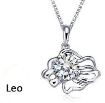 50aff3e99 Šperky | Prívesok s retiazkou - Znamenia zverokruhu - strieborný ...