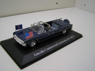 Presidents Cars - Lincoln Continental Limousine SS-100-X