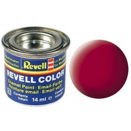 Revell synt. farba 36 Carmine red RAL3002