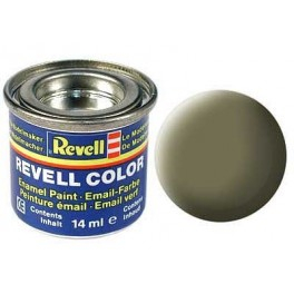 Revell synt. farba 45 Light olive RAL7003
