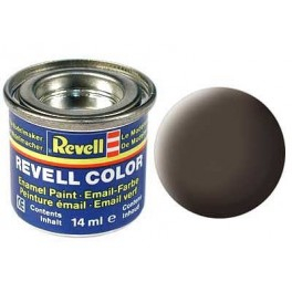 Revell synt. farba 84 Leather brown RAL8027