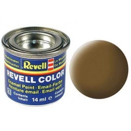 Revell synt. farba 87 Earth brown RAL7006