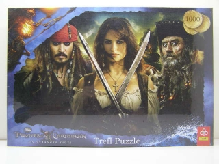 Puzzle Disney Pirates of Caribbean