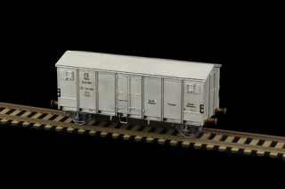 Refrigerated Freight Car