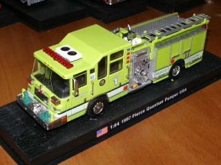 Pierce Quantum Pumper USA 1997
