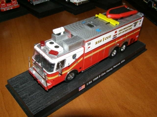 E-One Heavy Rescue USA 1999