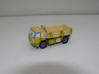 Model pap. hot. - Tatra 817 4x4 7BOR72