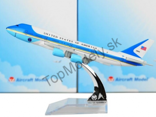 Model lietadla - United States Air force one B747-200