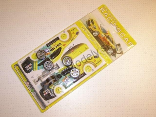 3D Puzzle Racing Car highspeed 02
