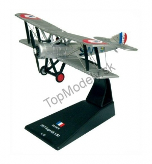 Kovový model - Sopwith 1.B1 France