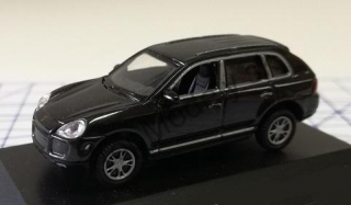 Model Auta Welly 1:87 Porsche Cayenne Turbo