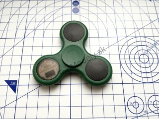 Hand Finger Spinner - Led