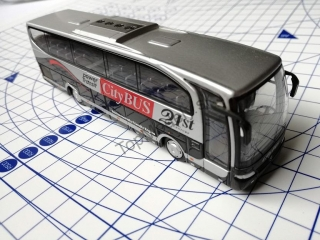Model Autobusu Mercedes Benz Travego - CityBUS 8208 1:87
