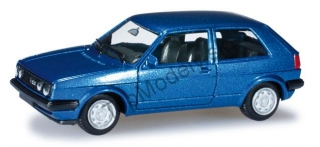 Model auta VW Golf II Gti Herpa H0