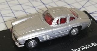 Welly Mercedes-Benz 300SL Wingdoor coupe