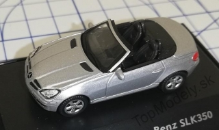 Welly Mercedes-Benz SLK350 cabrio