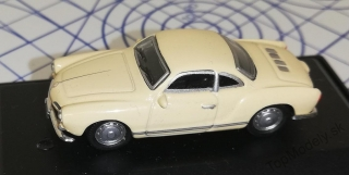 Welly VW Karmann Ghia Coupe 1955–1959