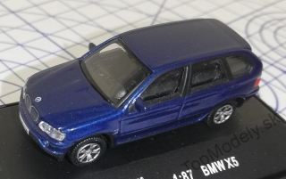 Welly BMW X5 2 2006