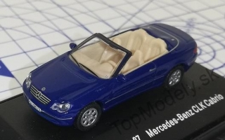 Welly Mercedes-Benz CLK cabrio A209 2002