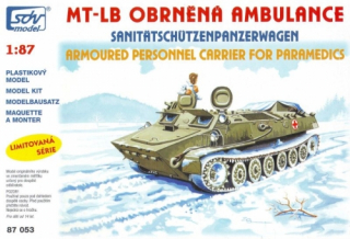 MT-LB Ambulancia