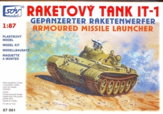 IT-1, raketový tank